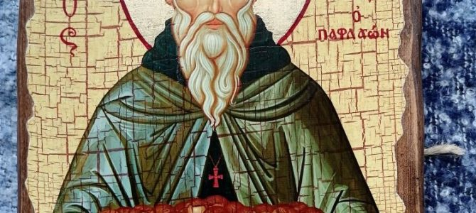 Иконы в дар храму – доброе дело и для самого дарителя
