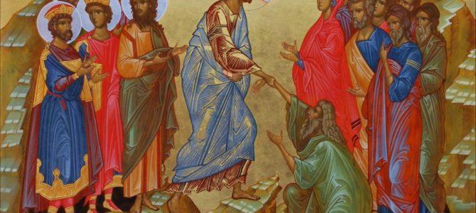 Приветственное слово митрополита Максимилиана на Пасхальном Богослужении в соборе Богоявления Господня города Иркутска