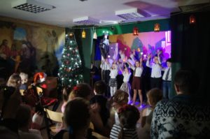 Новости, праздники, Рождество, воскресная школа, театр «Ковчег»